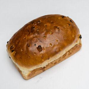 groot rozijnenbrood